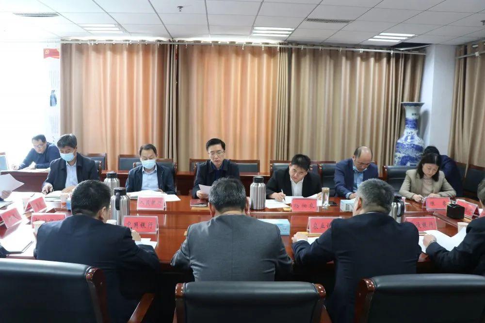中國·臨沂第八屆資本交易大會融資需求項目對接座談會召開