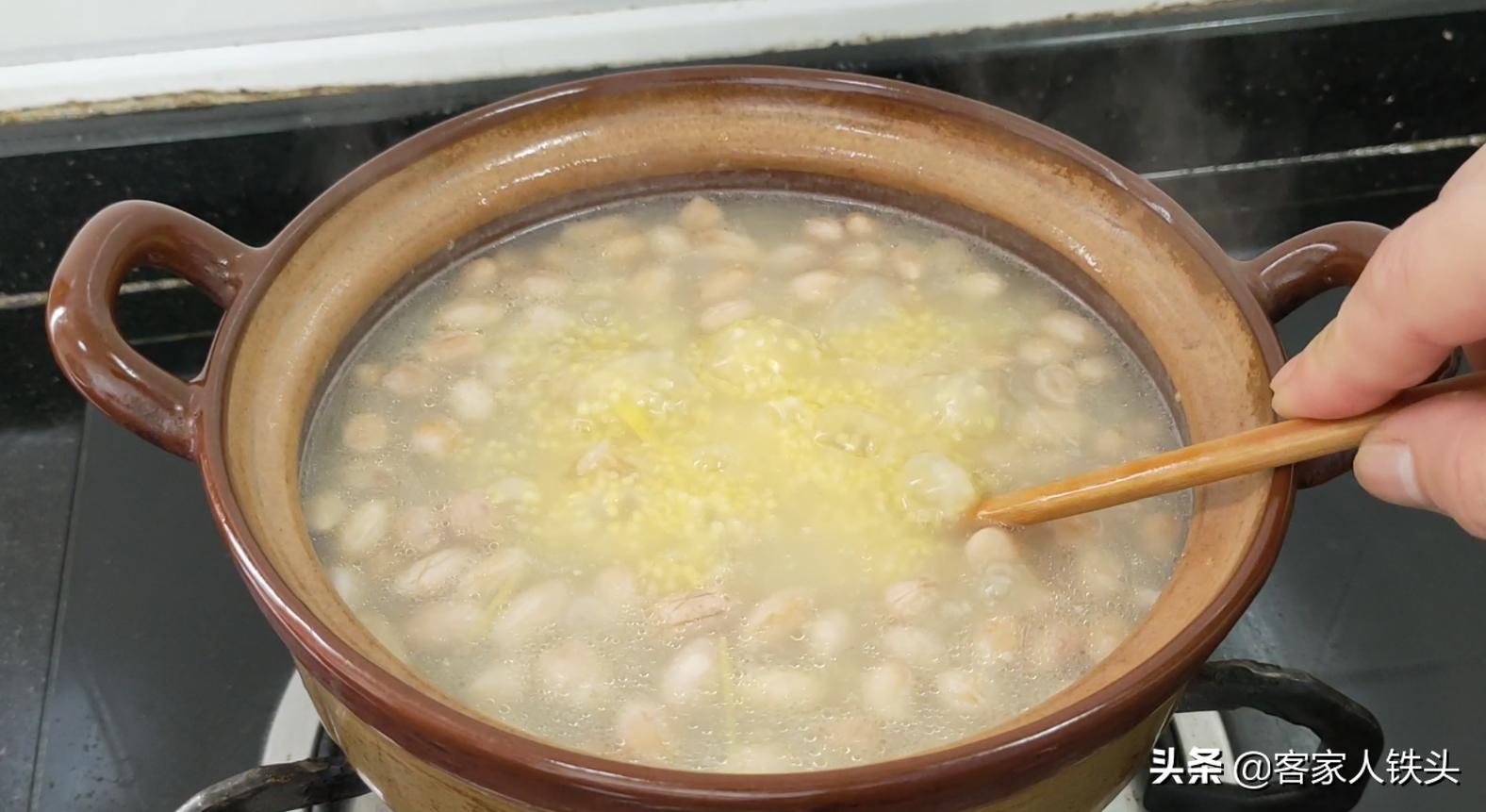 入夏常給家人做一鍋營養早餐,廣東人一周吃5次,鮮香綿滑又好吃