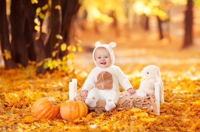 秋季宝宝如何正确穿衣