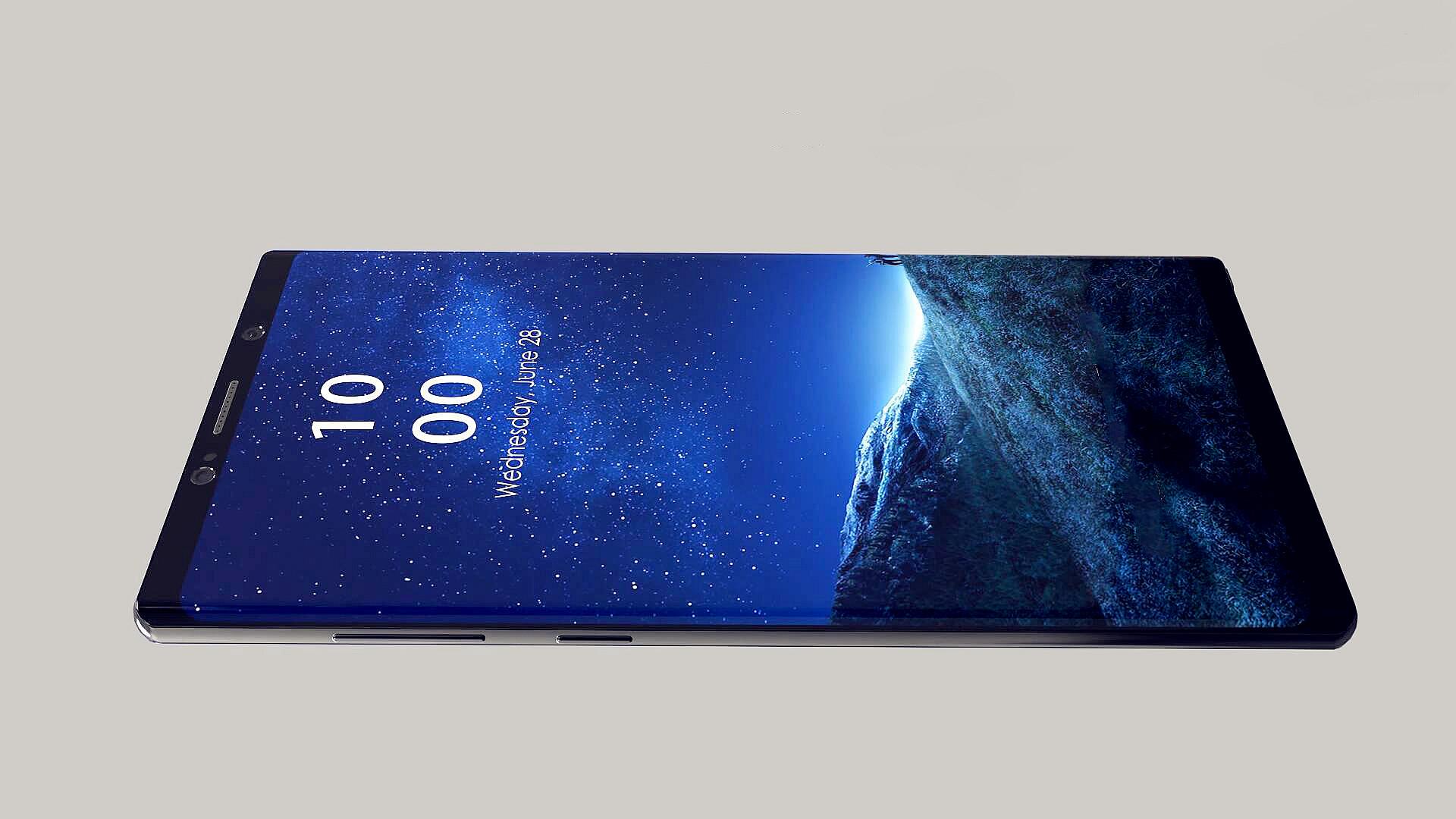 三星不盲目从众:2K曲屏 4500mAh 保存左右外框 这才算是三星手机