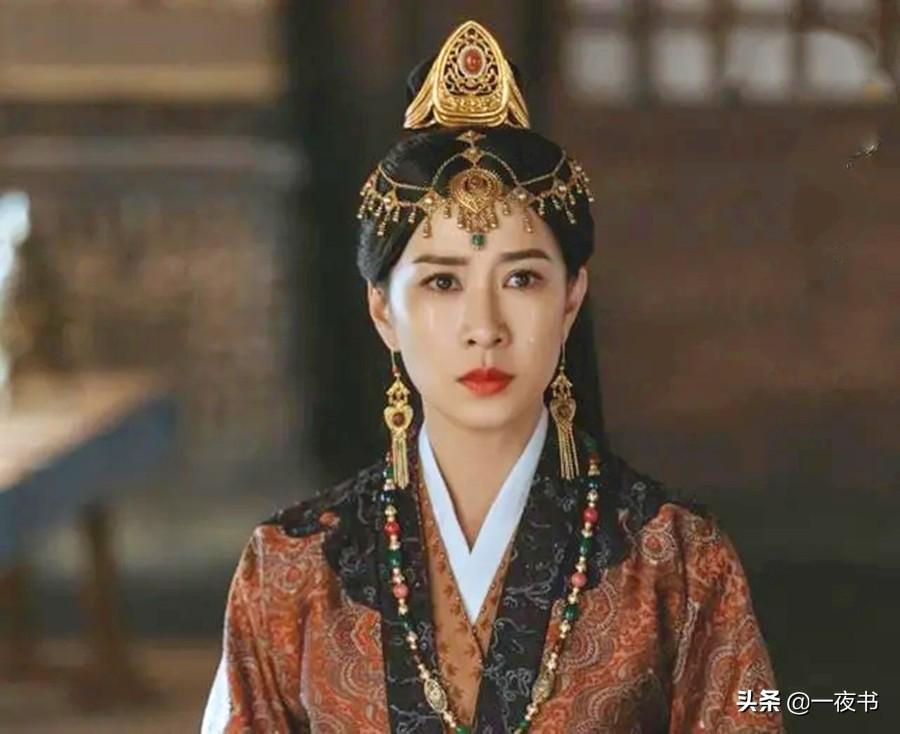 燕云臺:胡輦為了蕭燕燕,失去孩子和丈夫,卻因馬奴被蕭燕燕毒殺
