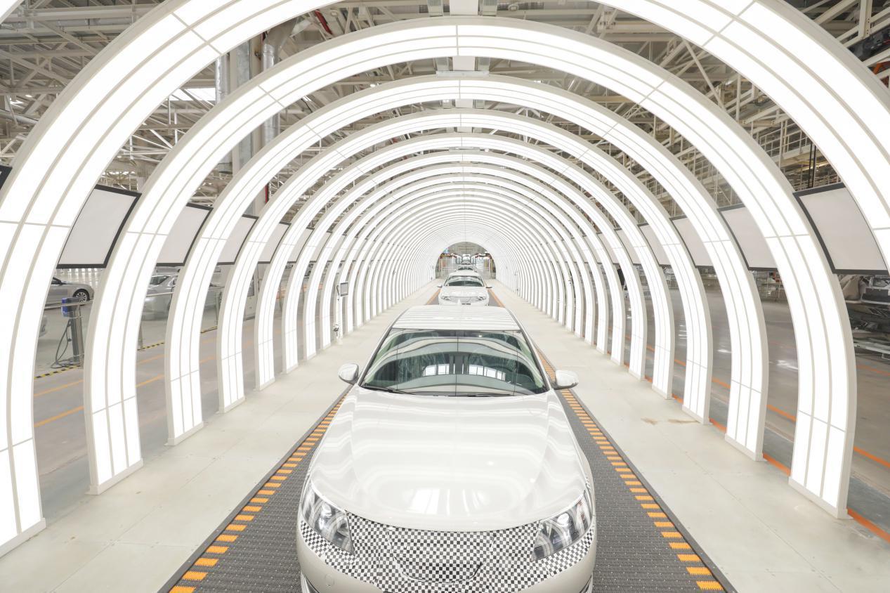 恒大汽车基地启动试生产:恒驰量产在即 正筹备科创板上市