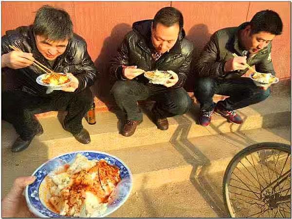 长安美食:杜曲热豆腐(作者/诵读者-林涛)
