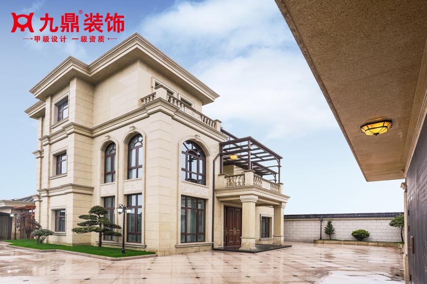 福州九鼎装饰:别墅装修设计的几个要点