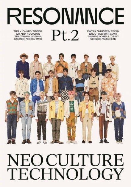 发挥组合协同效应,为回归画上句号,NCT全员献唱最终单曲