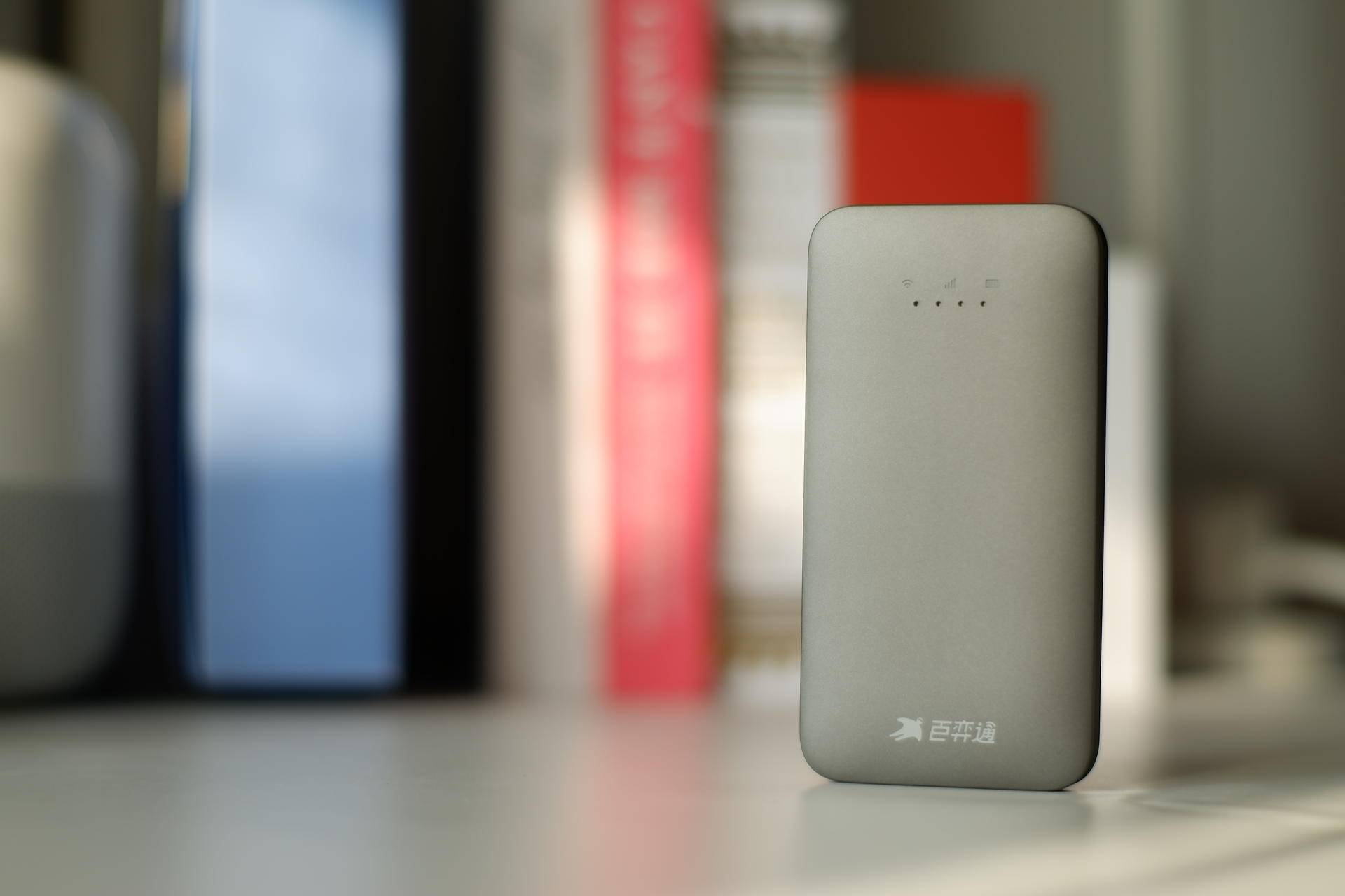 免插卡三网通移动WiFi,每月3000G流量,到哪都自带热点