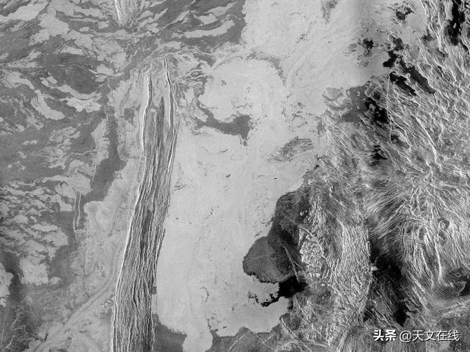 高清组图:这里有关于行星金星的一切美图,绝对让你大饱眼福