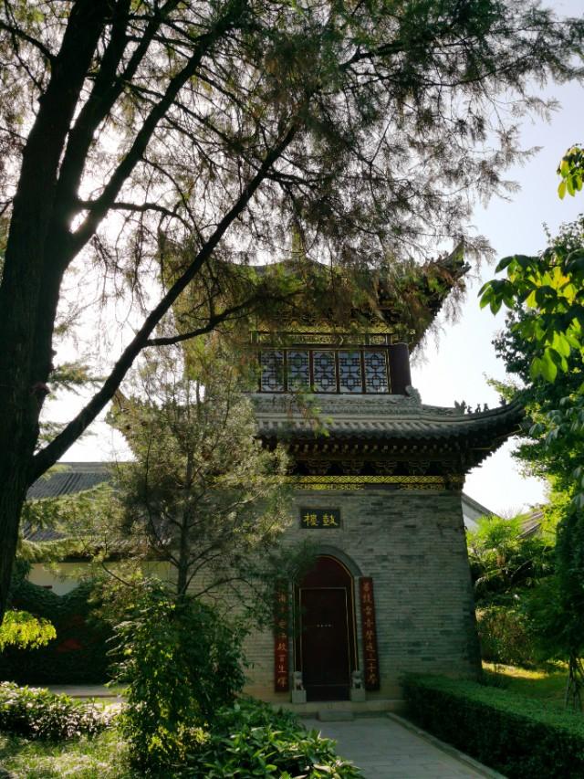 推荐一个免费景点:中日两国佛教净土宗祖庭,王维诗中的香积寺