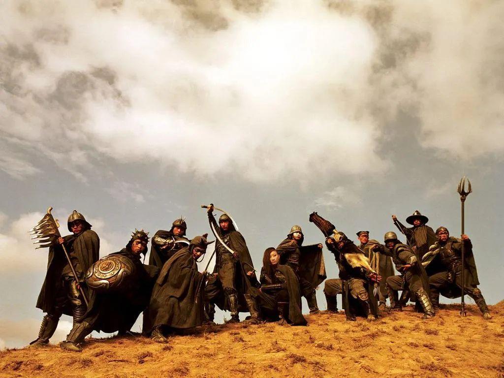 七剑下天山电影免费观看完整版,徐克《七剑》问题太多