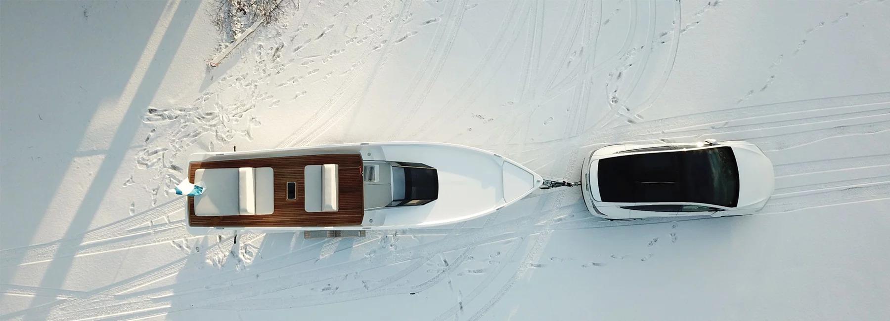 海上特斯拉,来自芬兰的全电动游艇Q30,续航里程可达80海里