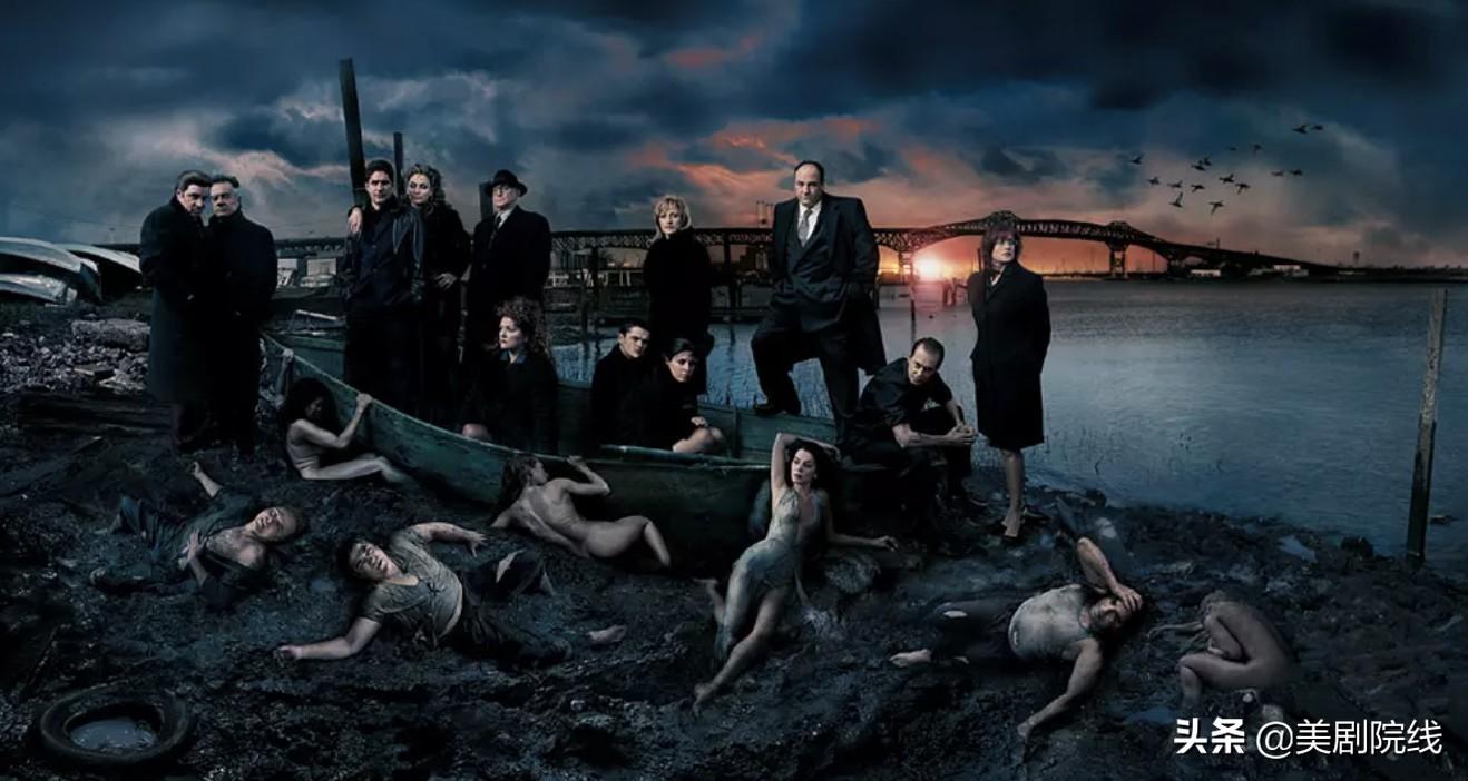 HBO出品,这十部顶级美剧,每一部都是业界良心