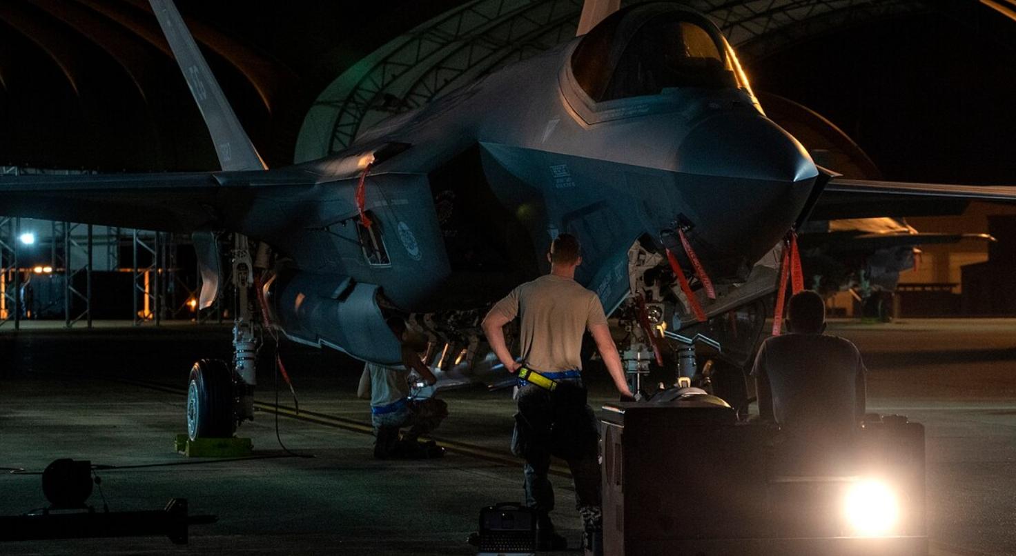 F35坠机调查报告公开,飞行员疲劳驾驶,飞机突发致命震荡导致摔机