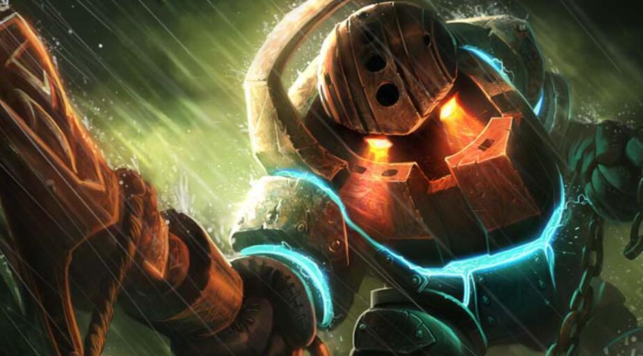 LOL中单泰坦强势崛起,只需要1件装备,他的控制效果长达6秒