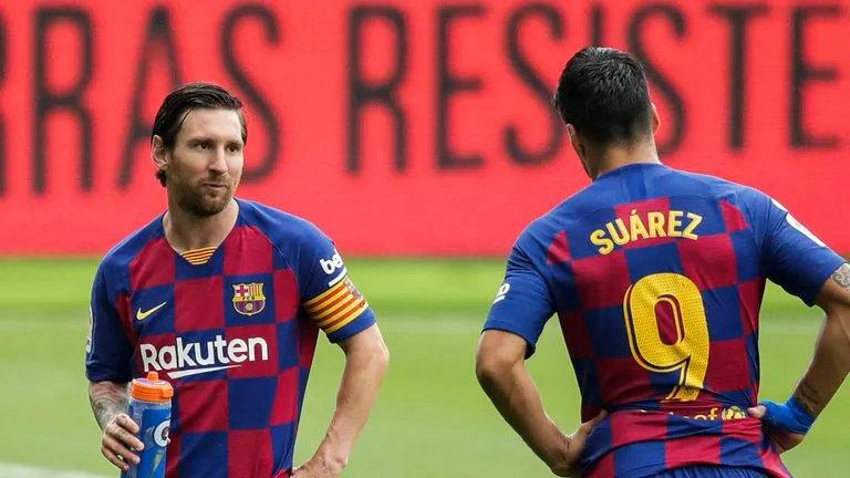专家解析梅西若强行离队恐遭禁赛,阿根廷人此举其实另有目的