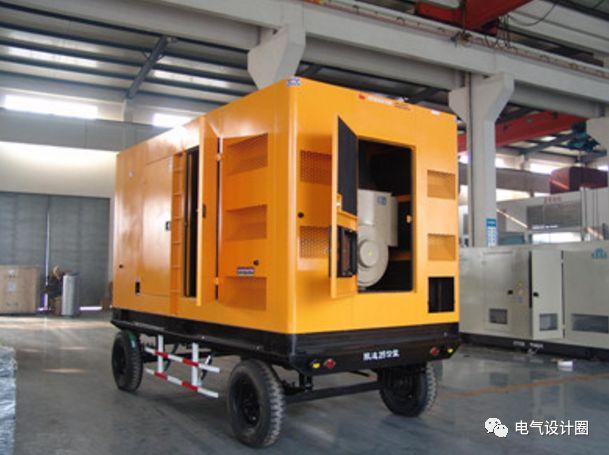 柴油发电机的容量怎么选择!发电机机房如何合理设计?来涨知识