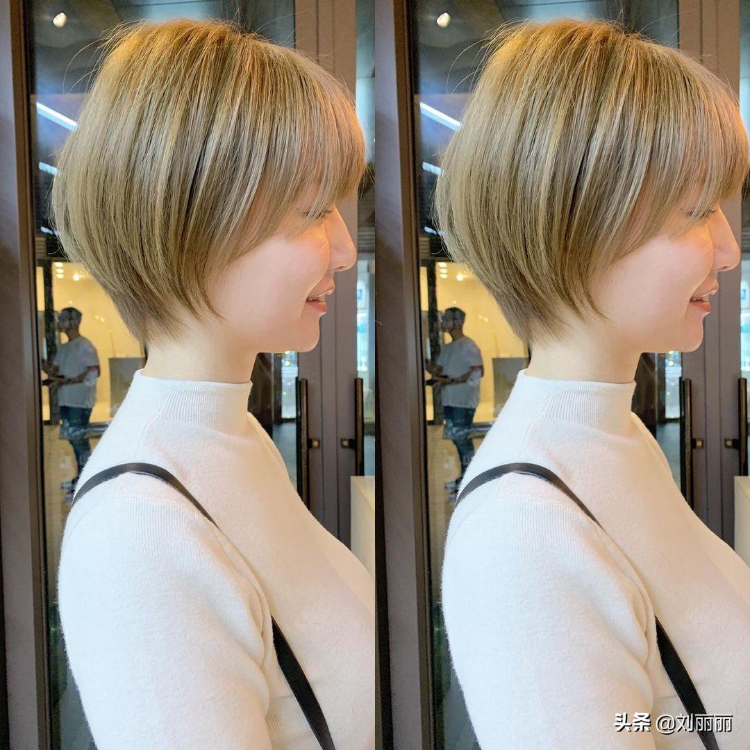 2021发型别瞎剪,15款流行发型送给你,显瘦显时尚