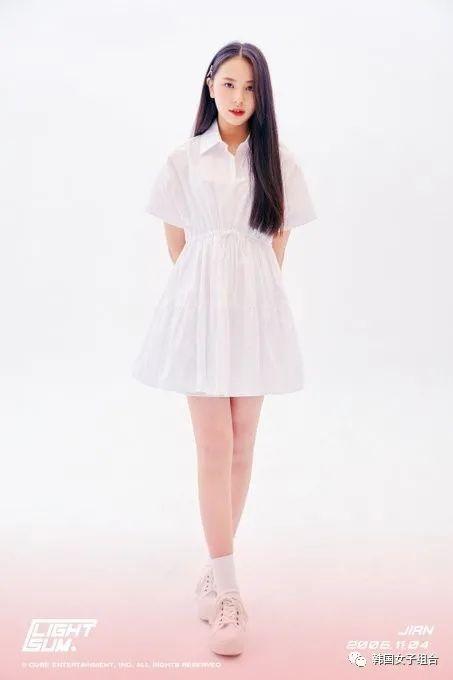06年生女团爱豆,CUBE新女团预告照,她终于出道了