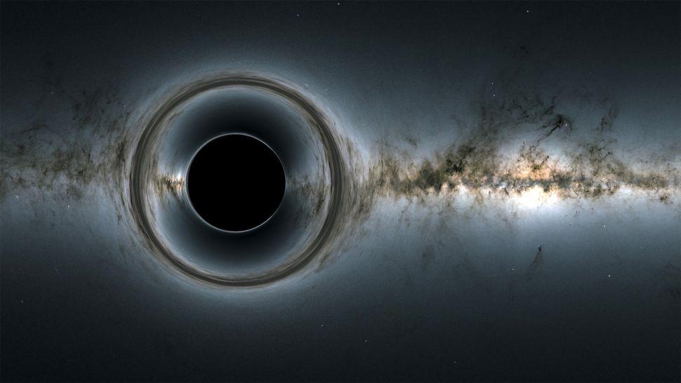 2020年,天文学家发现了这10个巨大的黑洞,其中一个很诡异