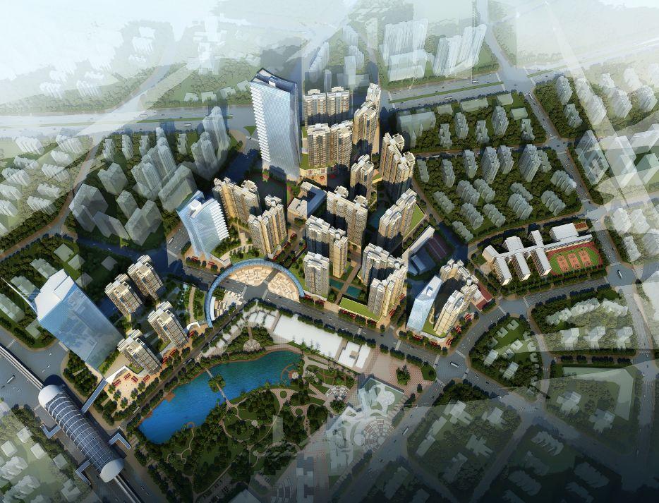 中标近200亿,中建三局部分项目展示
