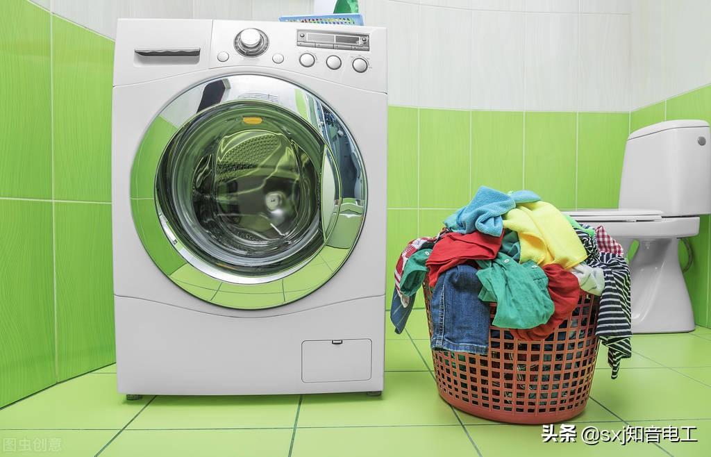 洗衣机漏电麻手怎么修(洗衣机漏电解决方法)
