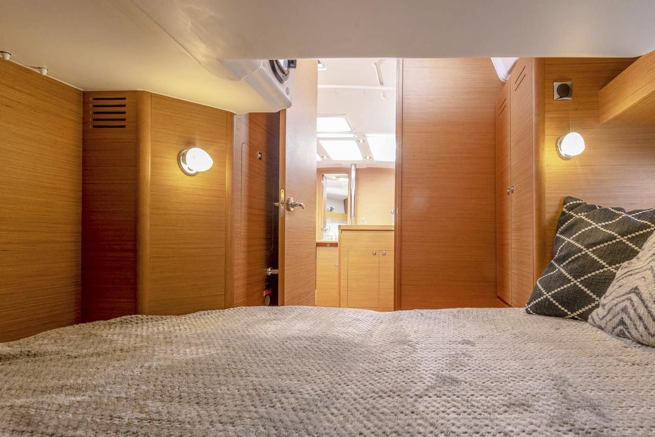 法国丹枫Dufour390GL帆船,家庭巡航的实用主义,100%法国制造