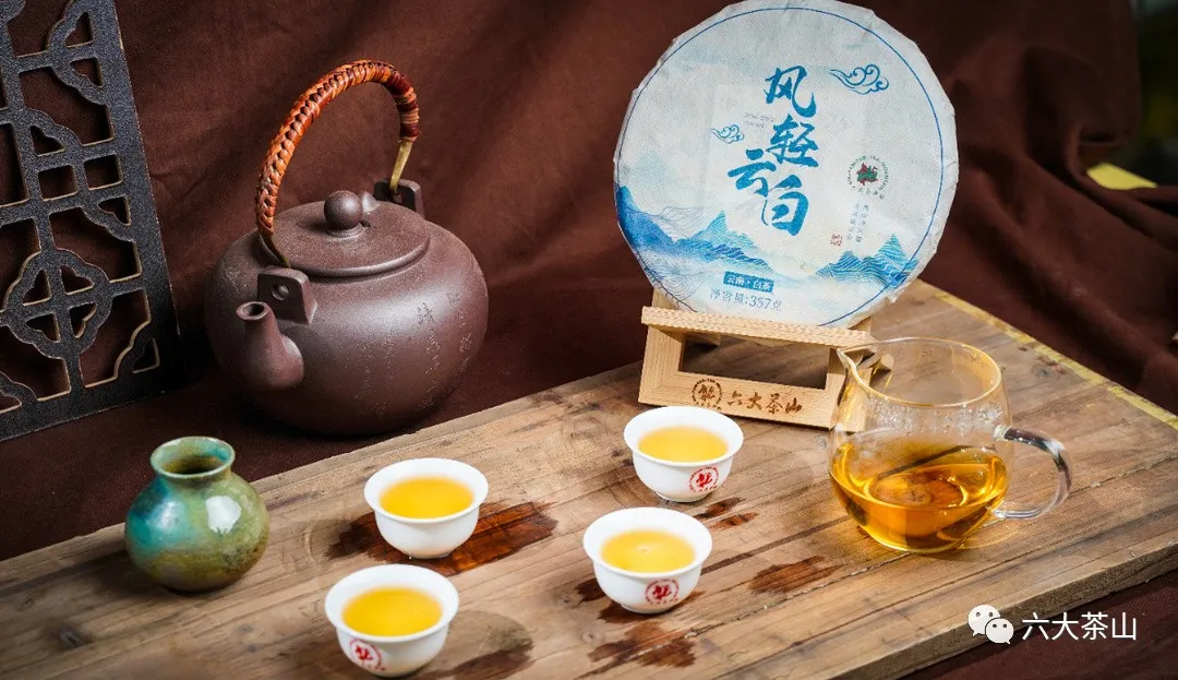 三伏天來臨,六山以茶為禮,陪您養心清暑度夏