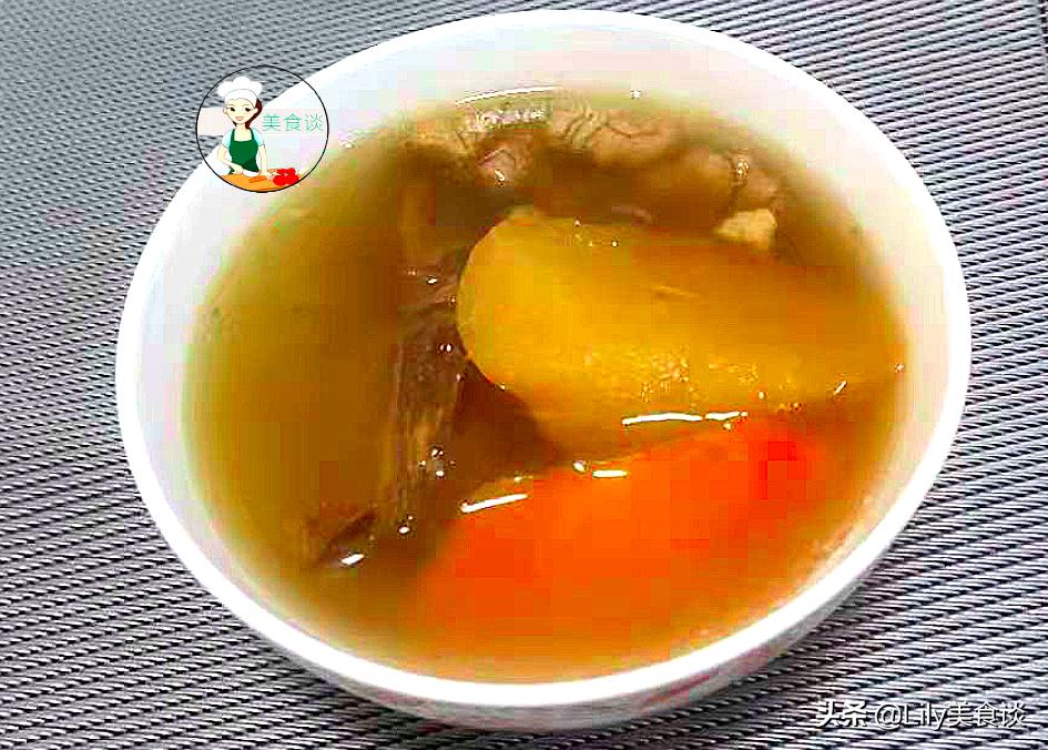 苹果核桃汤做法步骤图 鲜甜又营养