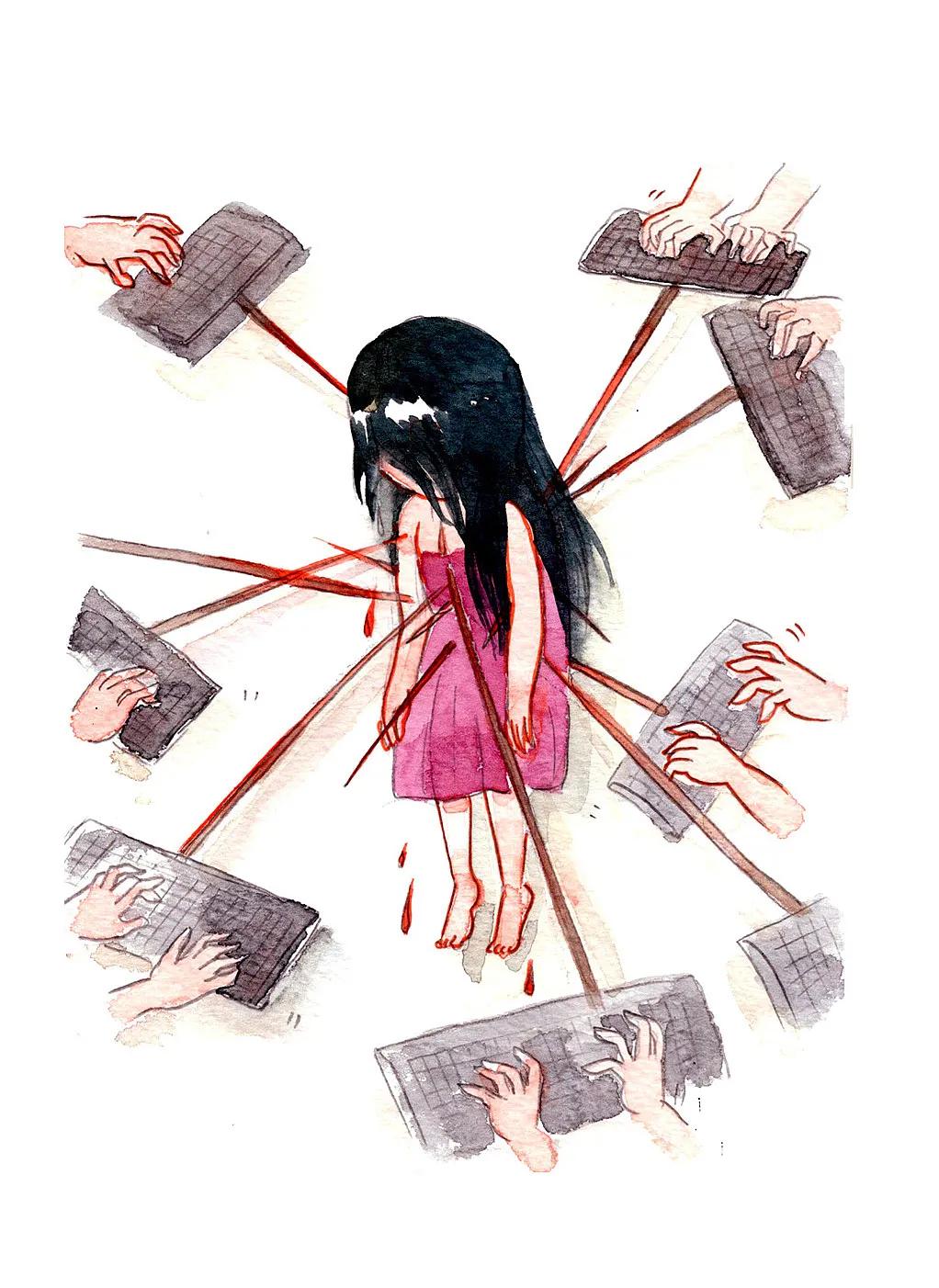 """处置网络""""社会性群殴""""要有威慑力"""
