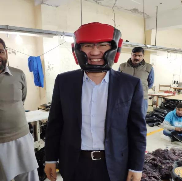 关于超硬刀具在巴基斯坦市场的调研报告