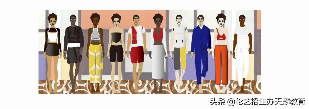 UAL 2021届毕业作品精选丨时尚设计与发展Trapped
