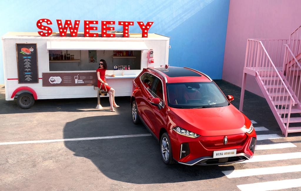 多款重磅新车亮相 长城汽车五大品牌联袂登陆成都车展