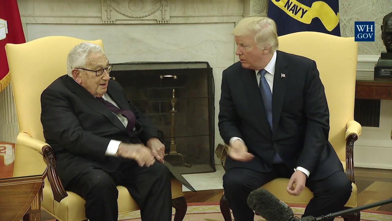 基辛格走后,美国鹰派上任,对华态度只会更强硬