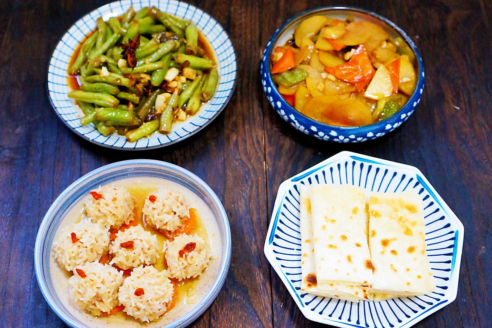 晒晒我家的晚餐,7天不重样,营养丰富,网友:生活有滋有味 美食做法 第3张
