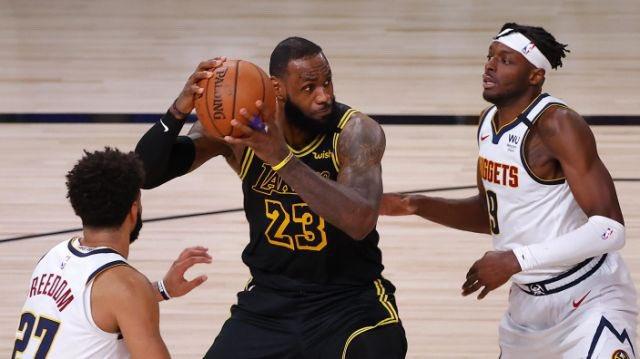 2板,1板,1板!三大內線迷失,湖人狂輸19板,金塊集體爆發!(影)-黑特籃球-NBA新聞影音圖片分享社區