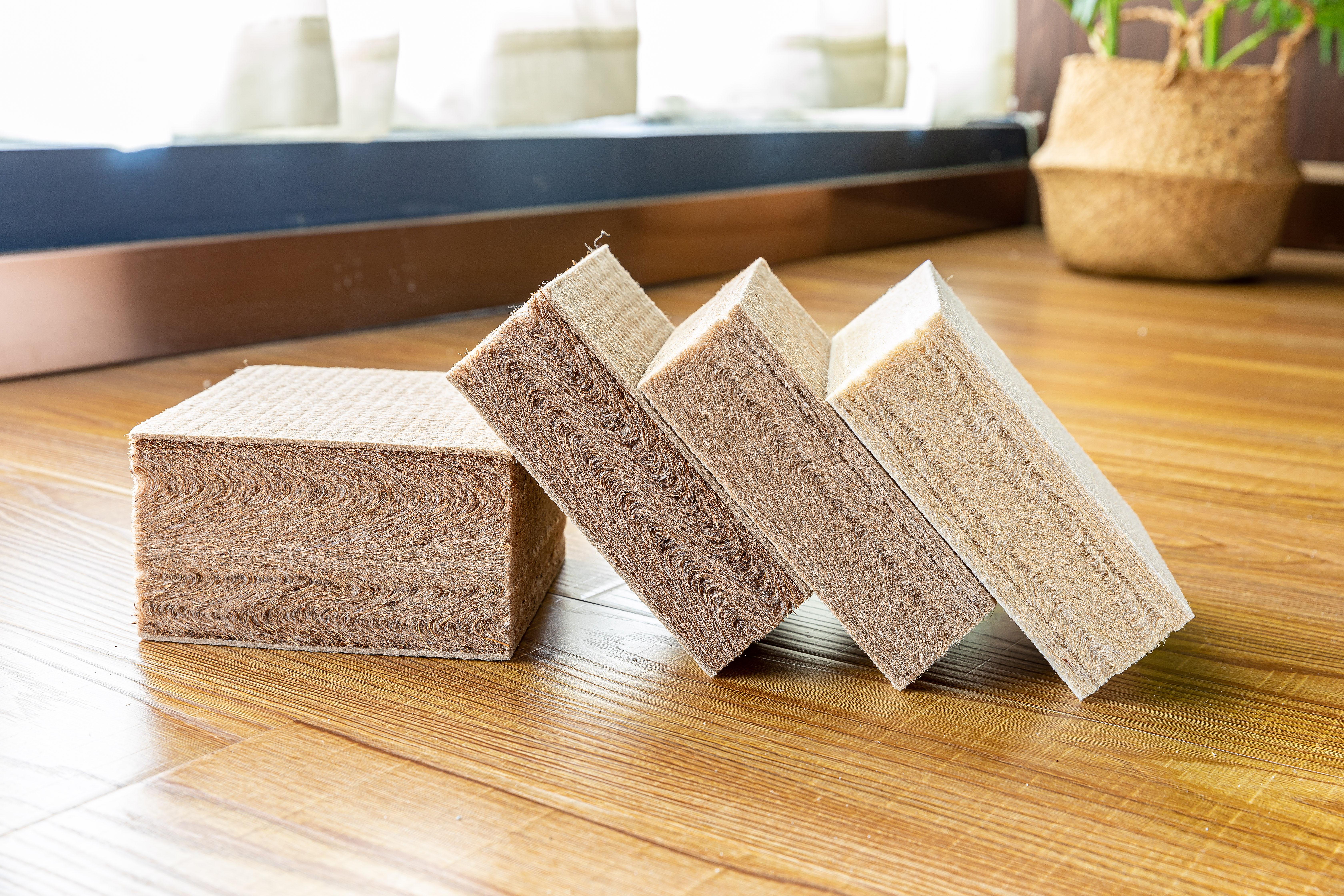 别被忽悠 精细黄麻和精梳黄麻床垫可大有区别