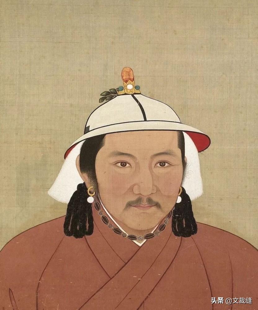 一口气读大元史:元朝这个皇帝曾试图以文治国,可惜最后功败垂成