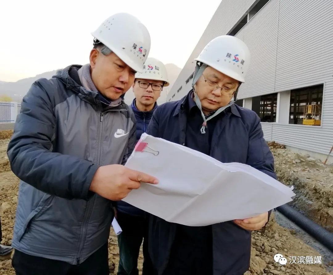 """【聚焦】汉滨区项目建设热潮""""火""""寒冬"""