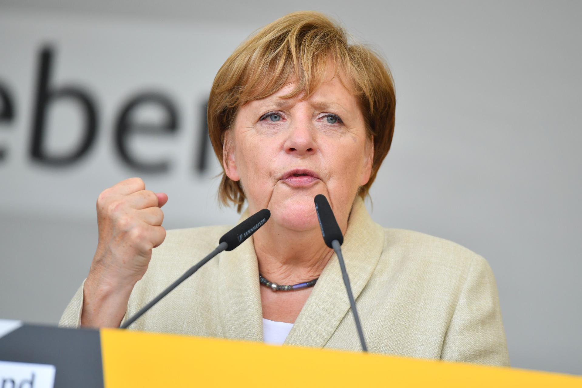 """德國大選走向白熱化,""""中國""""成為最熱門主題,美國遭冷落"""