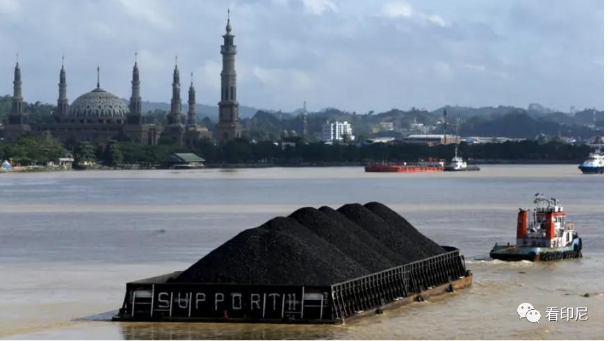 印尼大力发展煤炭气化项目