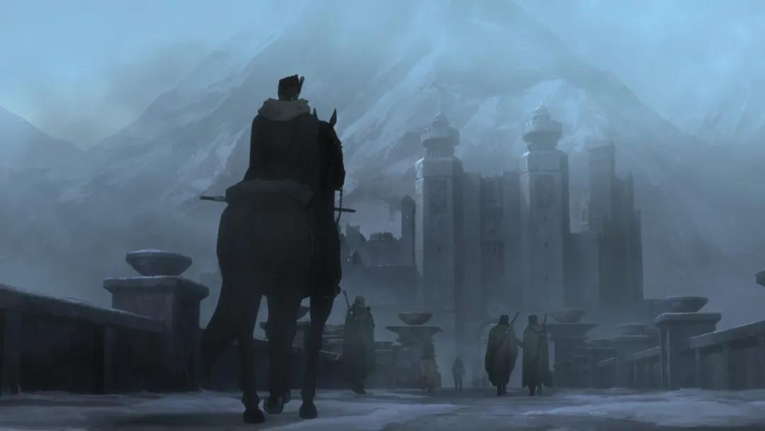 《猎魔人:狼之噩梦》终于说出了这个顶级IP的前世今生