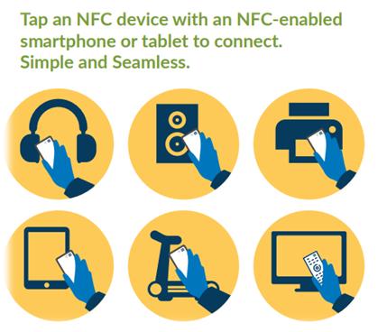 蓝牙NFC配对介绍