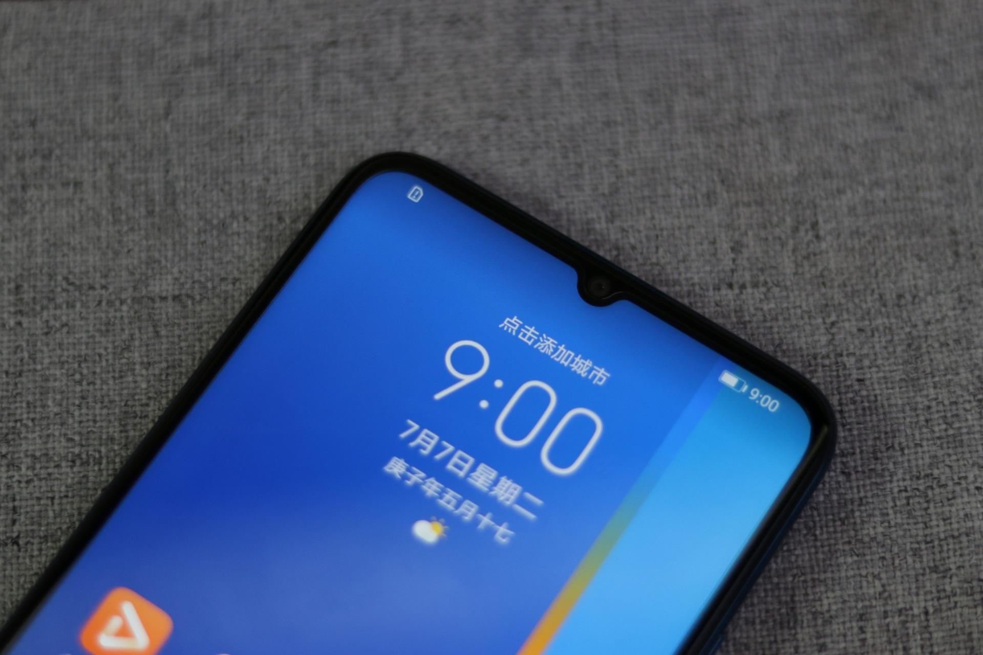 2020年仅有的大屏双扬声器手机开箱,屏幕令人惊讶