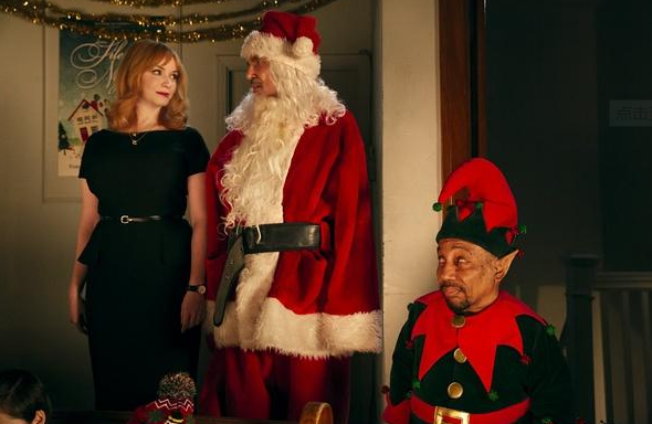 出现过圣诞节场景的电影名,你还记得几个?