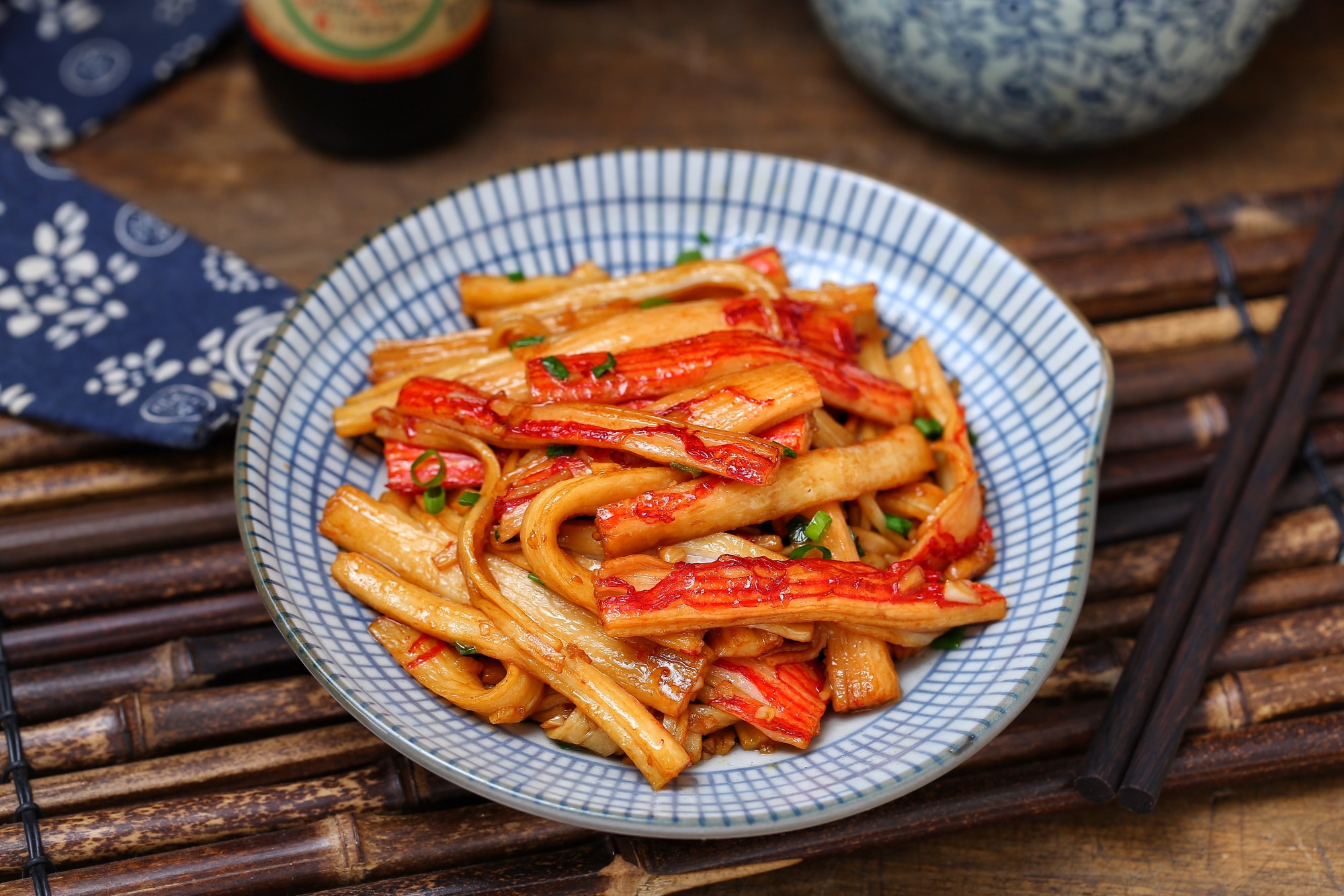 简单快手下饭菜,五分钟出锅毫无难度,口感鲜美嫩滑就是太费米饭 美食做法 第11张