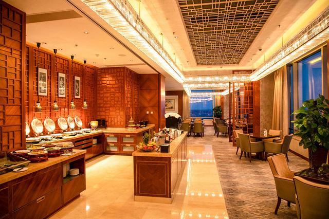 来扬州旅行不可错过的酒店,香格里拉大酒店,体验著名的三把刀