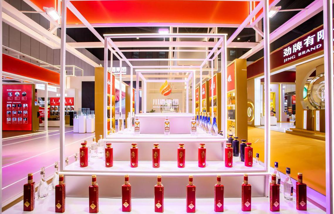 振翅春糖,川酒集团展示酒业新势力