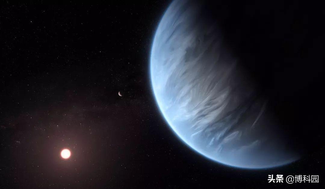 外星生命又多了可能性?天文学家首次在宜居系外行星上探测到水