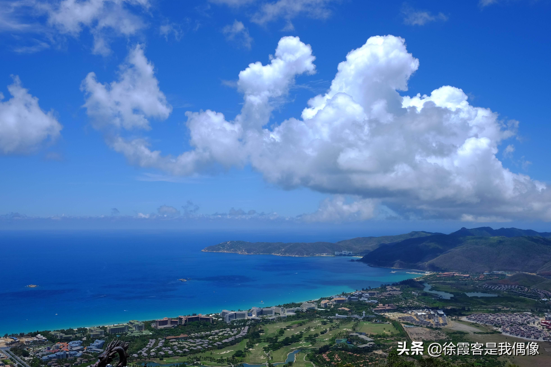 最全海南旅游景点-环岛游必备
