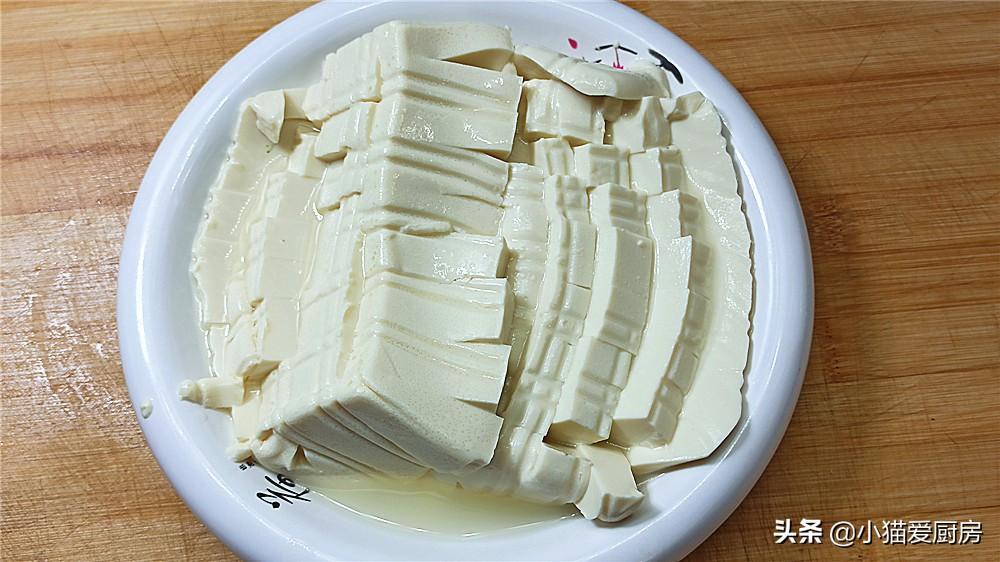 【酸溜溜豆花】做法步骤图 酸香麻辣口感细腻 爽滑好吃