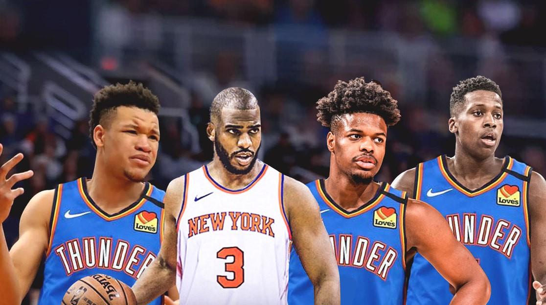 NBA八隊爭搶保羅!尼克已經率先報價,安東尼和CP3有望在紐約聯手?